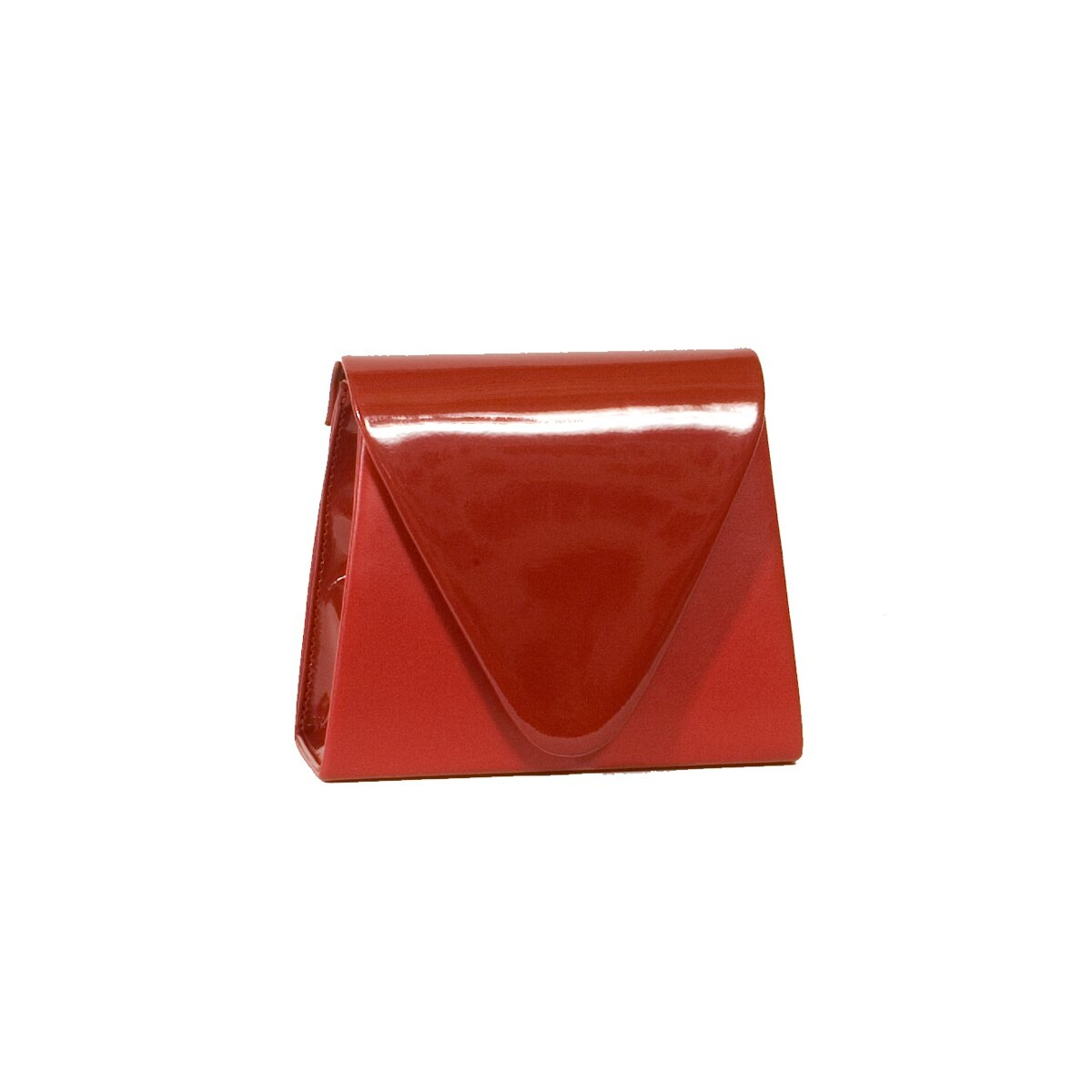 BELLA společenská kabelka - psaníčko 009 červená b0933908efa